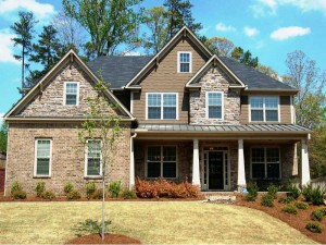 Brandon Hall - Sharp subdivision - Cumming GA real estate