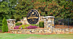 Laurel Springs Golf Community in Suwanee, GA