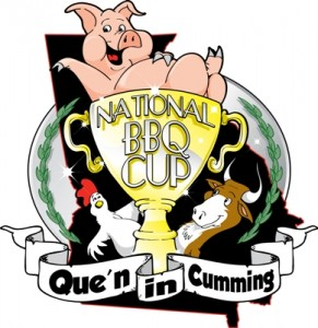Nat'l BBQ Cup - Que in Cumming - National Barbecue competition