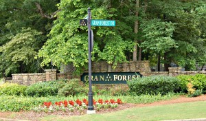 Gran Forest Neighborhood Subdivision Cumming GA 30041