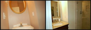 Gran Forest Home Renovation Powder Room