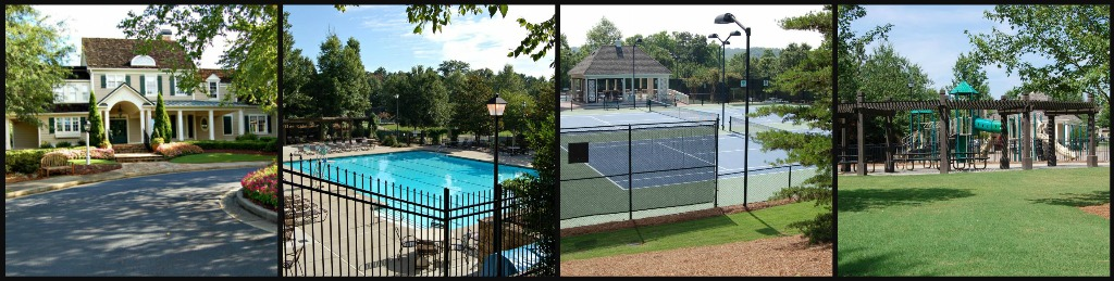Chattahoochee River Club Amenities - Swim Tennis Equestrian
