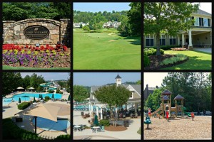 Windermere Golf Club Community - Golf Neighborhood in Cumming GA South Forsyth County GA