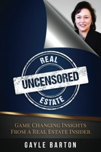 Gayle Barton Real Estate Book for Buyers and Sellers