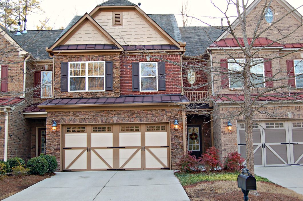 Faircroft townhome for sale in Alpharetta GA