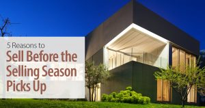 5 Good Reasons To List Off Season