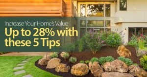 Tips to add value to your home