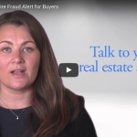 HOME BUYERS:  Don't Fall Victim To This Wire Fraud Scam!