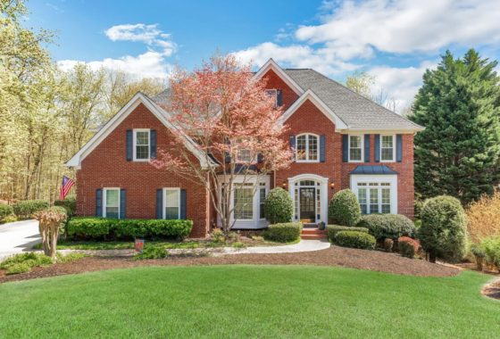 South Forsyth Real Estate and Homes For Sale4935 Wimborne Ct., Suwanee GA in Aberdeen