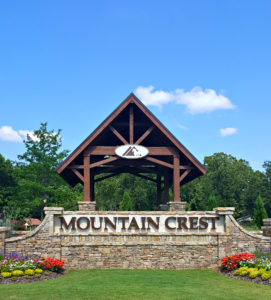 Mountain Crest Neighborhod in Cumming GA 30040