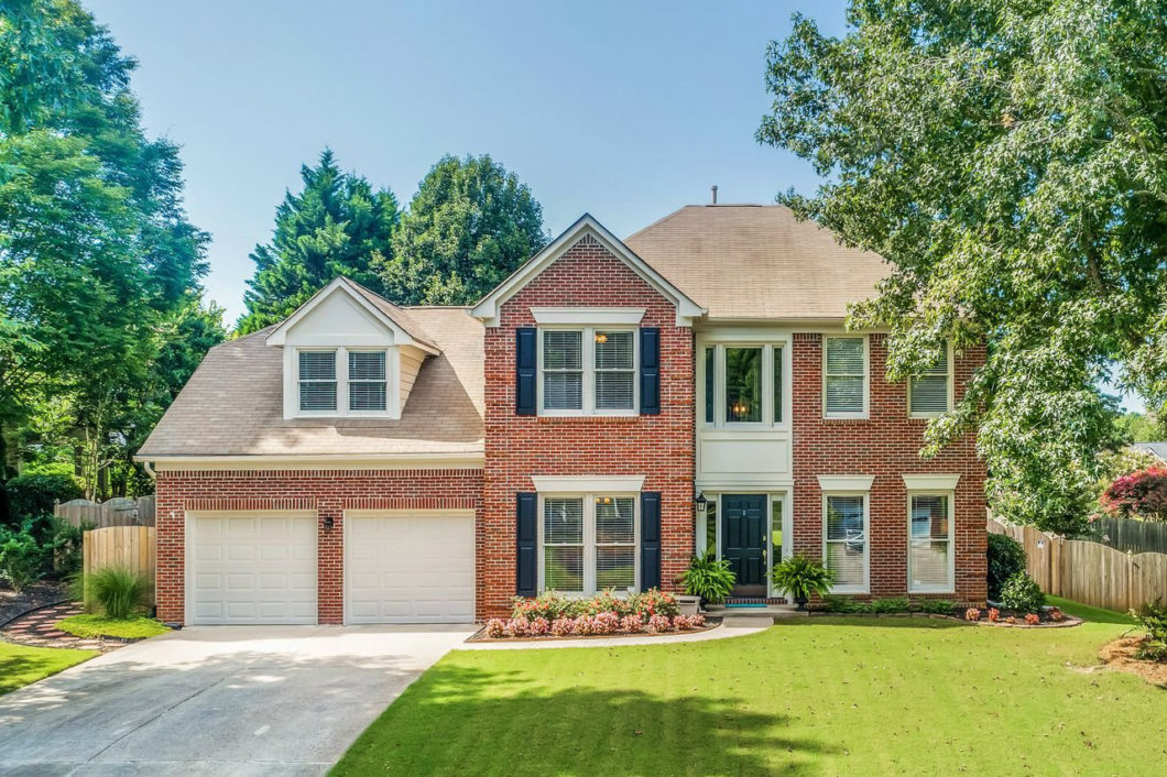 3570 Evonvale Overlook - Beautifully updated home for sale in Cumming GA