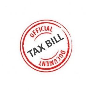 Forsyth County GA property tax blog seal image
